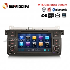 "Erisin ES746B 7"" Autoradio GPS TNT USB Bluetooth CD 3G BMW 3 Series E46 M3 318 320 Rover 75 MG ZT"