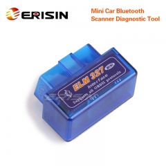 Erisin ES350 Mini OBD2 ELM327 V1.5 Car Bluetooth Scanner Tool Diagnostic Android Car Stereo DVD