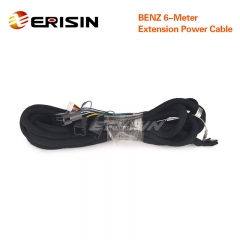 Erisin ZZH-BENZ-6M BENZ Extension Cable for ES2994L