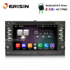 "Erisin ES7577K 6.2"" 8-Core DAB+ Android 8.0 GPS Car Stereo 4G BT for Kia Rio Sorento Carens Sorento"